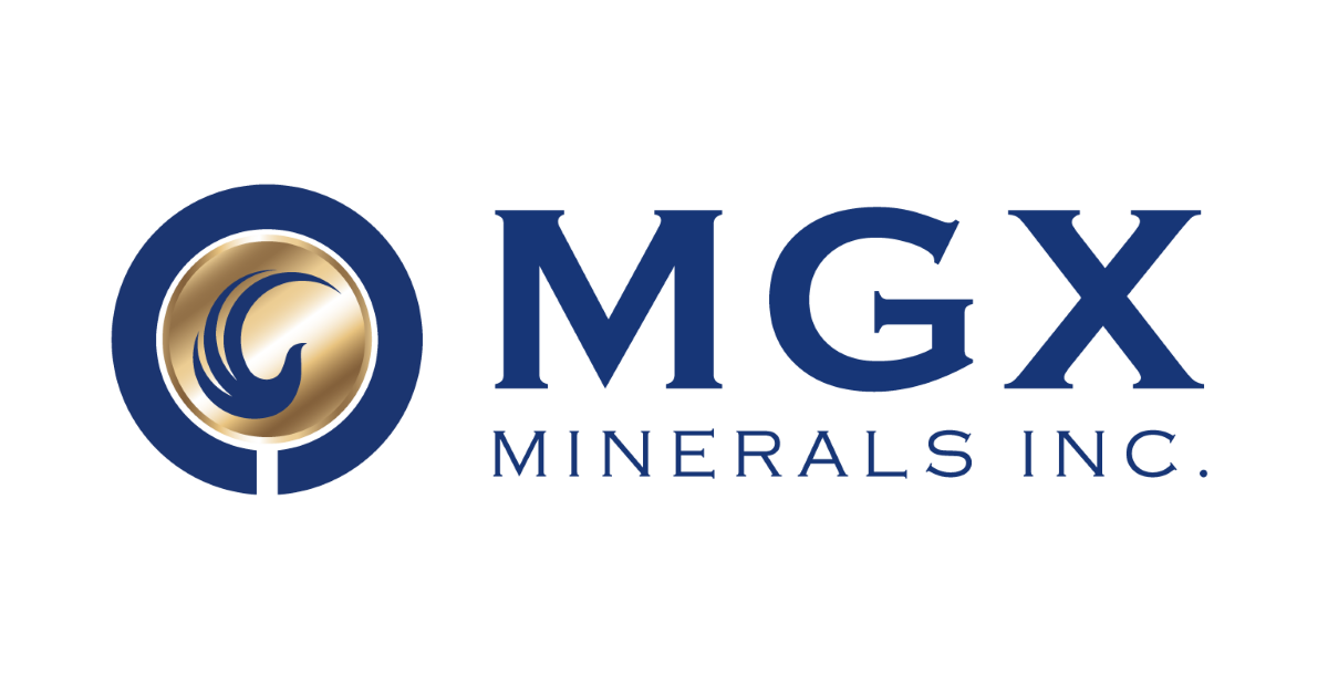 Mgx Minerals Forum